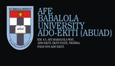 ABUAD Admission Screening Form is Out – 2017/18 [Post-UTME & DE]