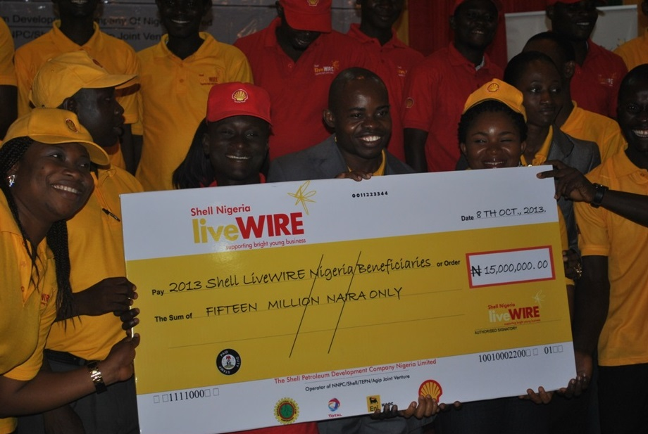 Shell Nigeria LiveWIRE Programme Application form is out - 2017
