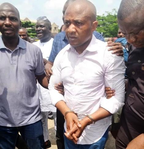 Billionaire Kidnapper Evans: Court Adjourns Hearing on Evans' N300million Suit Against IGP