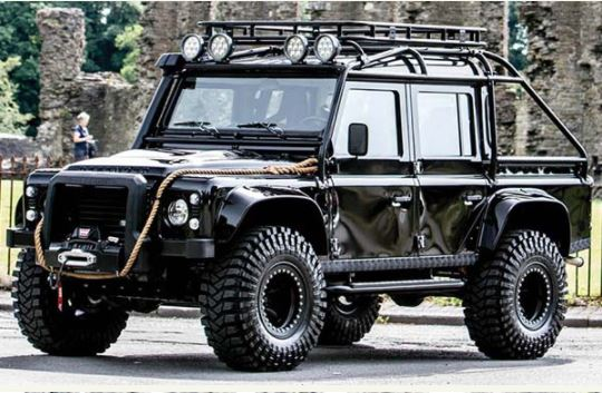 Check Out the Rare Jeep that Could Easily Drive Around Floods and Mountains –See Photos