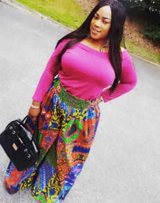 Nollywood Actress, Lola Margaret Reportedly Arrested for Credit Card Fraud in US