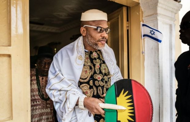 Biafra: Why I'm breaching bail conditions fearlessly – Nnamdi Kanu