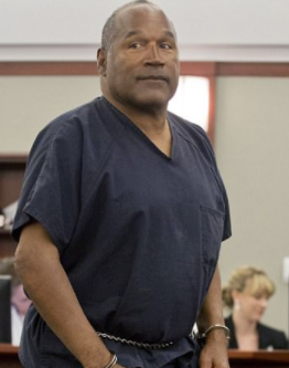 O.J. Simpson-Granted-Parole