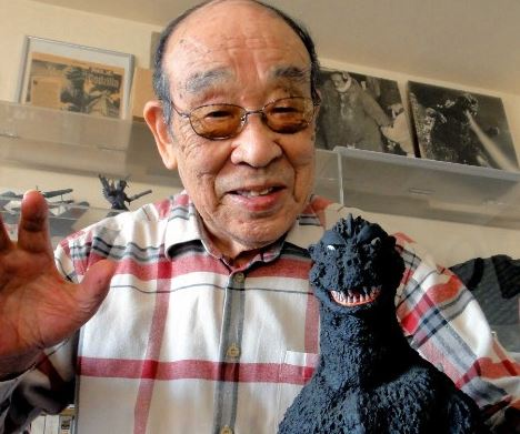Haruo Nakajima, 'Godzilla' actor dies at 88 after battle with pneumonia