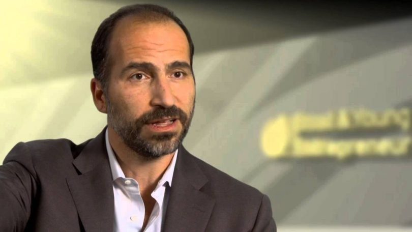 CEO of Expedia Inc. picked as new CEO of Uber