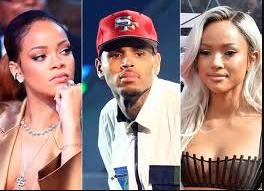 Video: Karrueche Tran replies to Chris Brown's comment on Rihanna's pics