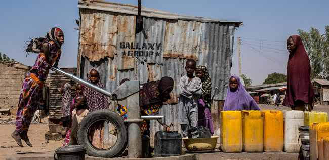 BOKO HARAM: Over 3.6m without water in Nigeria's north east –UNICEF